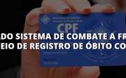 Novo sistema contra fraudes com CPF