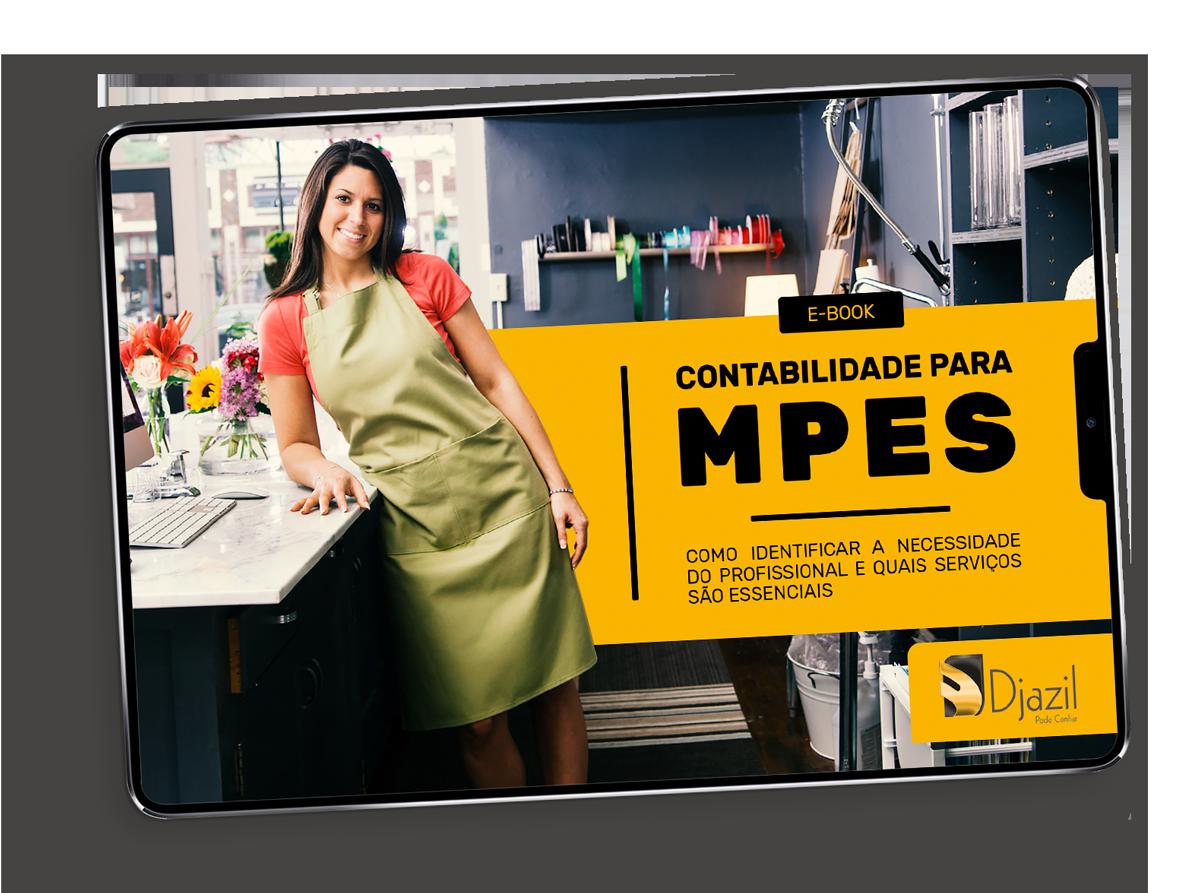 eBook: Contabilidade para Micros e Pequenas empresas