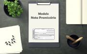 Modelo Nota Promissória