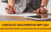 Checklist IRPF 2019