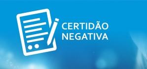 Certidão Negativa – por que é importante?