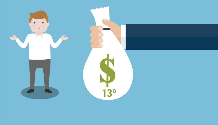 Como sua empresa prevê o pagamento de 13º e férias?