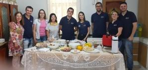 Visita ao Asilo São Vicente de Paula 2018