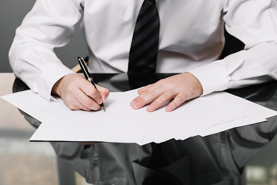 Tenha o suporte de uma contabilidade na hora da contratação