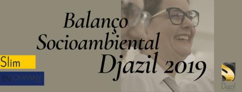 Balanço Socioambiental 2019